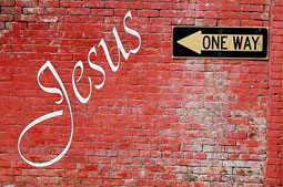 Jesus-One-Way